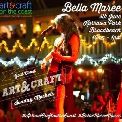 Bella Maree 4th June Broadbeach