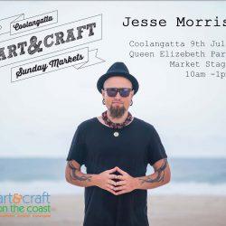 Jesse Morris July 9th Coolangatta