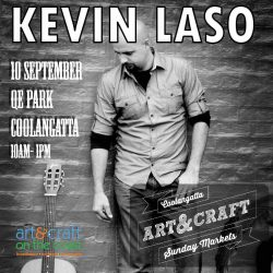Kevin Laso 10th september Coolangatta