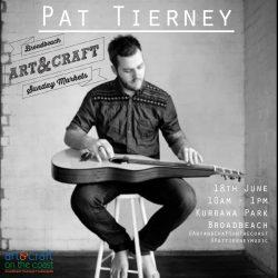 Pat Tierney 18th june Broadbeach